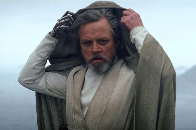 Mark Hamill (Luke Skywalker)