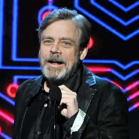 Mark Hamill is listed (or ranked) 22 on the list Who Is the Coolest Actor in the World Right Now?