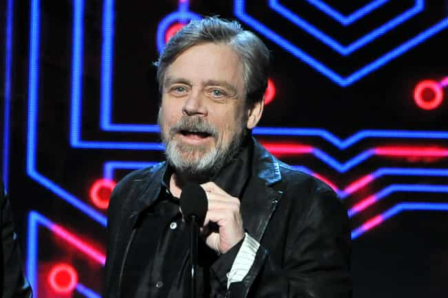 Mark Hamill is listed (or ranked) 2 on the list Male Celebrities Who Are 5'7