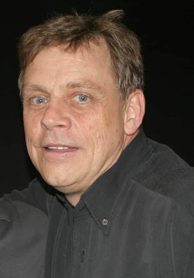 Mark Hamill is listed (or ranked) 1 on the list The Best Video Game Voice Actors Working Today