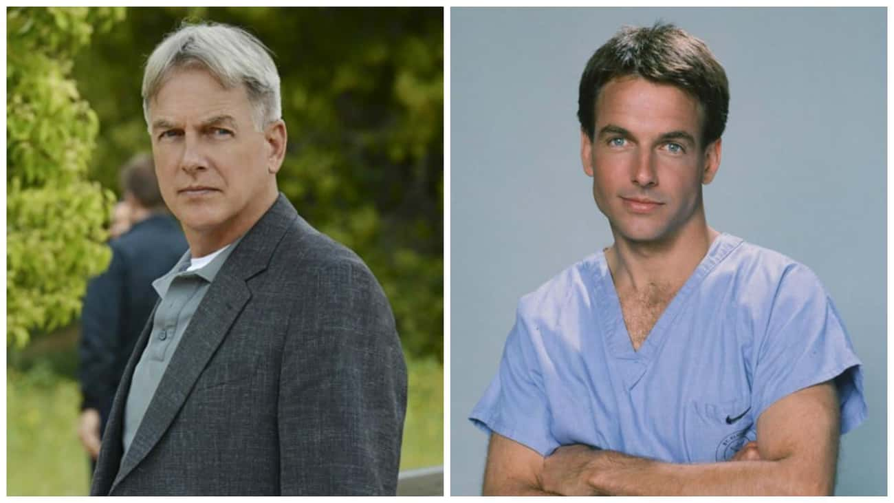 Mark Harmon - Chicago Hope is listed (or ranked) 1 on the list 21 Times You've Seen the NCIS Actors Before