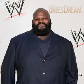 Mark Henry is listed (or ranked) 6 on the list ECW Cast List