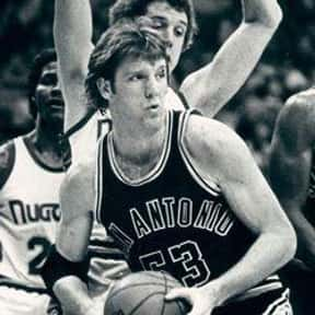 Mark Olberding is listed (or ranked) 12 on the list The Best San Antonio Spurs Power Forwards of All Time