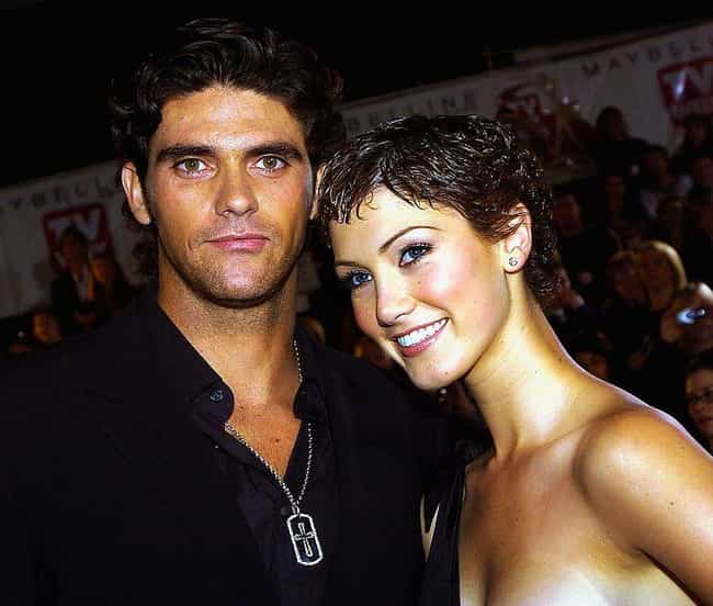 Mark Philippoussis is listed (or ranked) 6 on the list Delta Goodrem Loves and Hookups