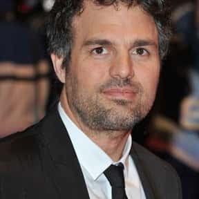 Mark Ruffalo is listed (or ranked) 5 on the list The Hottest Silver Foxes