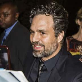 Mark Ruffalo is listed (or ranked) 23 on the list Famous Men You'd Want to Have a Beer With