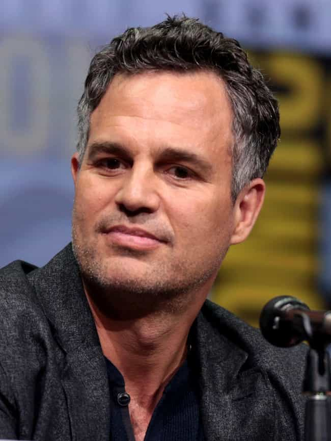 Mark Ruffalo is listed (or ranked) 4 on the list 17 Celebrities Who Were Diagnosed with Cancer Before the Age of 40