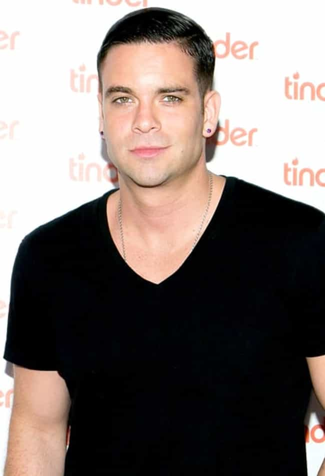 Mark Salling is listed (or ranked) 53 on the list Celebrities Arrested in 2015