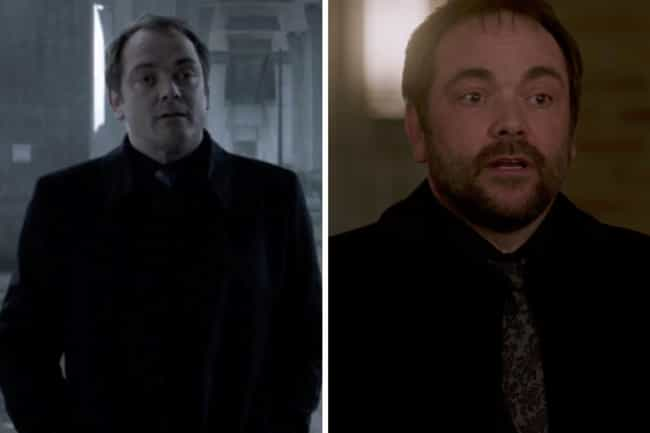 Mark Sheppard is listed (or ranked) 4 on the list How the Cast of 'Supernatural' Has Aged from the First Season to Now