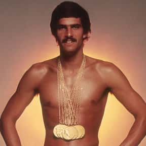 Mark Spitz is listed (or ranked) 2 on the list The Greatest Jewish Athletes Of All Time