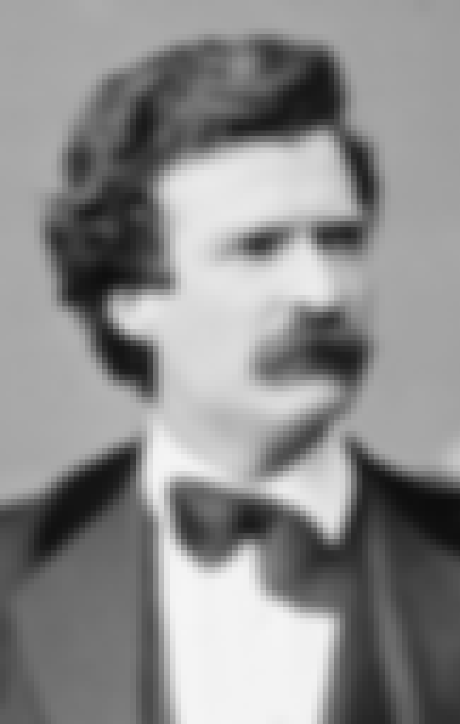 Mark Twain is listed (or ranked) 4 on the list Famous Sagittarius Celebrities
