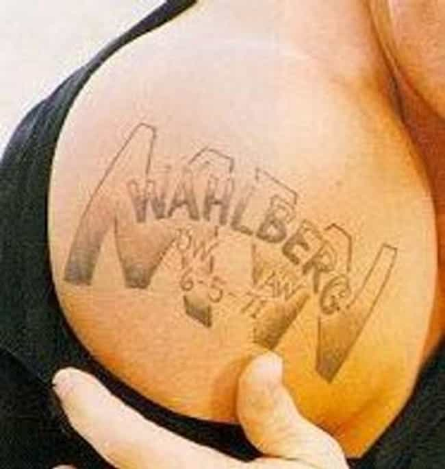 18 Famous People with Stupid Tattoos