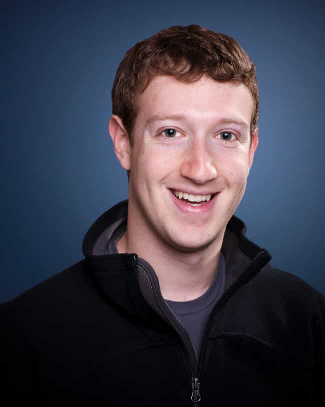 Mark Zuckerberg is listed (or ranked) 3 on the list Billionaire College Dropouts