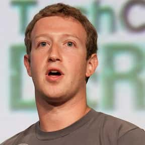 Mark Zuckerberg is listed (or ranked) 1 on the list Famous Phillips Exeter Academy Alumni