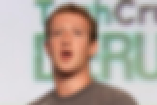 Mark Zuckerberg is listed (or ranked) 1 on the list Famous Male Philanthropists