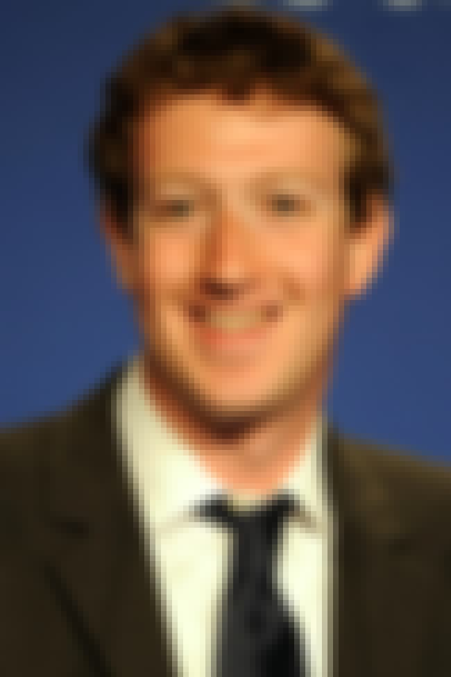 Mark Zuckerberg is listed (or ranked) 1 on the list Famous Young Entrepreneurs