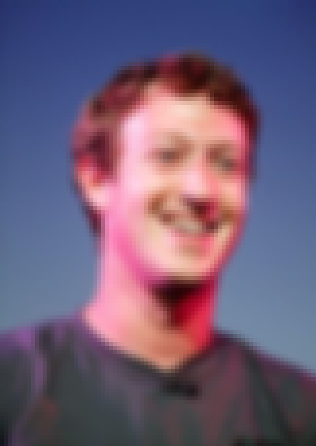 Mark Zuckerberg is listed (or ranked) 6 on the list 27 Celebrities with Their Own Private Jets