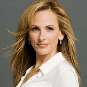 Marlee Matlin is listed (or ranked) 21 on the list Hottest Female Celebrities in Their 40s in 2015