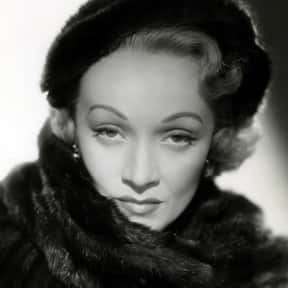 Marlene Dietrich is listed (or ranked) 2 on the list Popular Film Actors from Germany