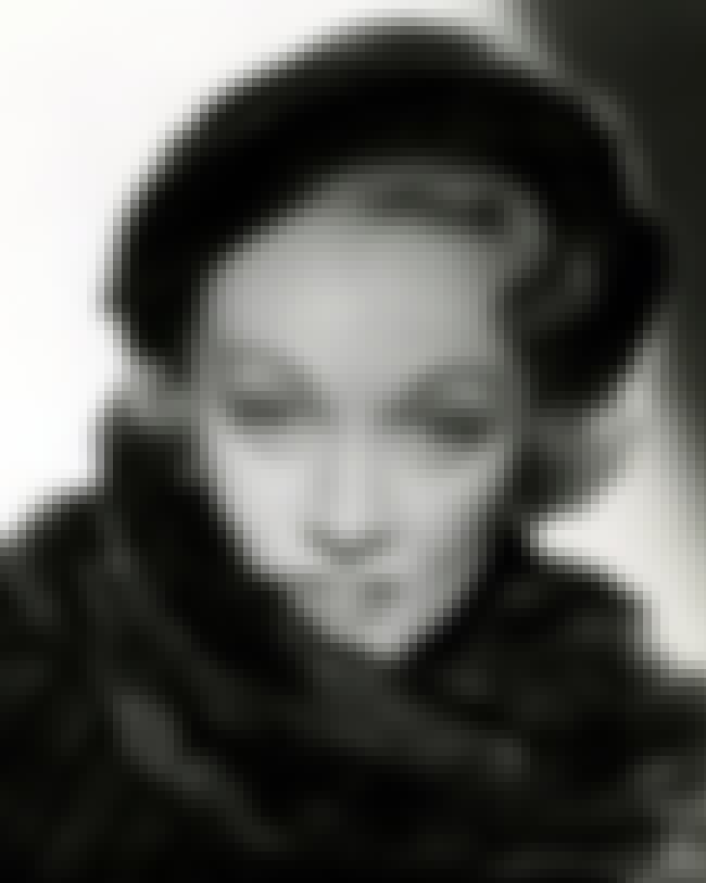 Marlene Dietrich is listed (or ranked) 1 on the list Famous Female Violinists