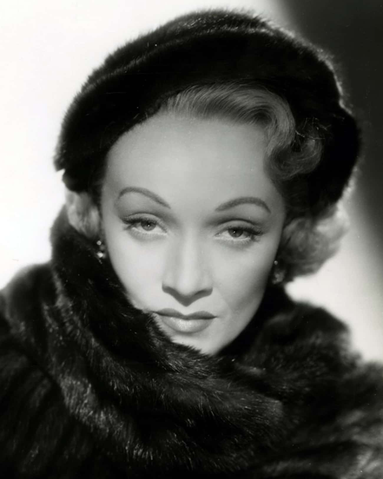 "Dietrich is listed (or ranked) 3 on the list People Named in Madonna's ""Vogue"""