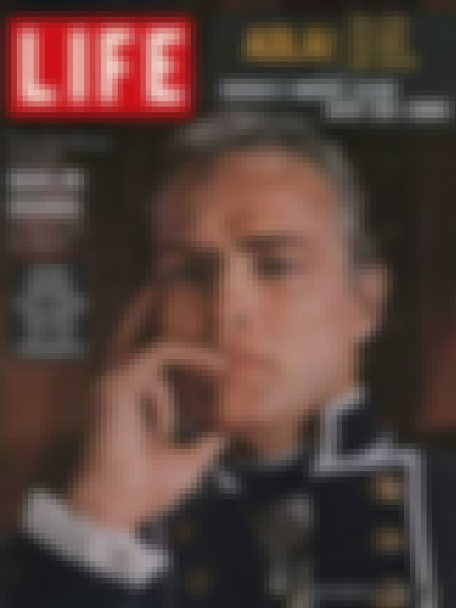Marlon Brando is listed (or ranked) 2 on the list The Best Life Magazine Covers