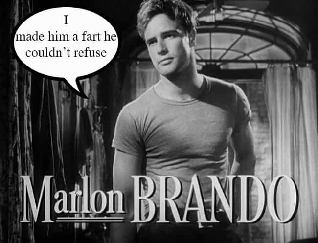 Marlon Brando is listed (or ranked) 3 on the list The Most Surprising Quirks of the Rich and Famous