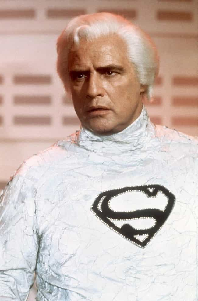 Marlon Brando is listed (or ranked) 1 on the list The Best Actors Who Played Jor-El