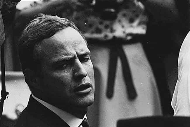 Marlon Brando is listed (or ranked) 3 on the list Actors Who Have A Ton Of Kids