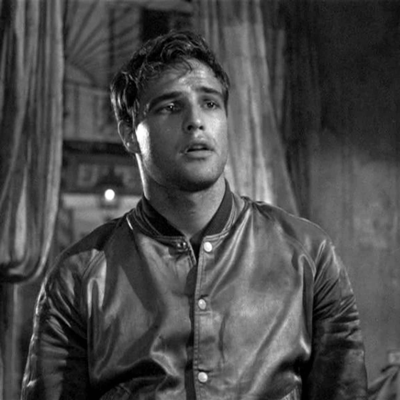 Marlon Brando, 'A Streetcar Na is listed (or ranked) 4 on the list The Best Performances to Not Win an Oscar