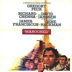 Marooned is listed (or ranked) 20 on the list The Best Movies About Astronauts & Realistic Space Travel
