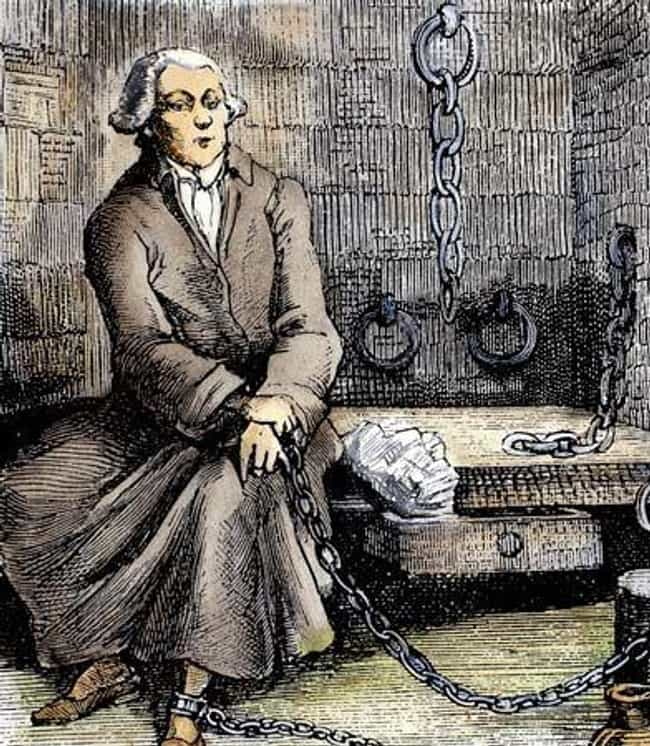 Marquis de Sade is listed (or ranked) 1 on the list The Most Historically Important Perverts Of All Time
