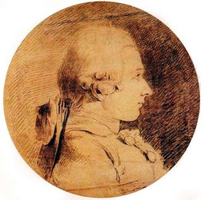 Marquis de Sade est listée (ou classée) 7 sur la liste Where Did BDSM Come From?