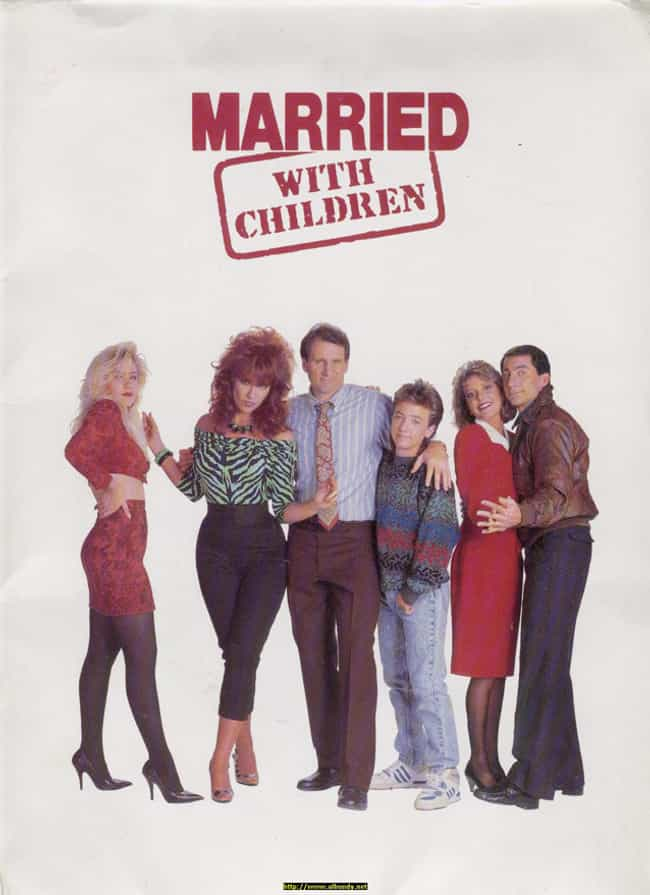 Married... with Children is listed (or ranked) 4 on the list The Best TV Shows That Never Got a Real Finale