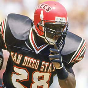 Marshall Faulk is listed (or ranked) 2 on the list The Best College Running Backs of the 1990s