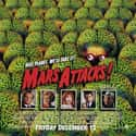 Mars Attacks! is listed (or ranked) 39 on the list The Greatest Disaster Movies of All Time