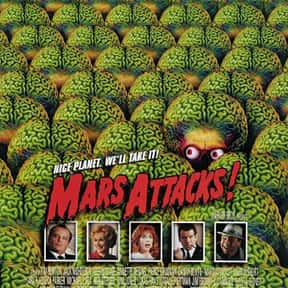 Mars Attacks! is listed (or ranked) 24 on the list The Best Jack Black Movies