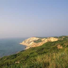 Martha's Vineyard is listed (or ranked) 2 on the list The Best Beaches in New England