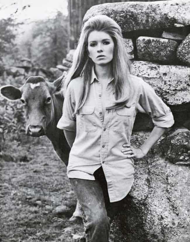 Fun Photos of Celebrities Modeling Before They Were Famous