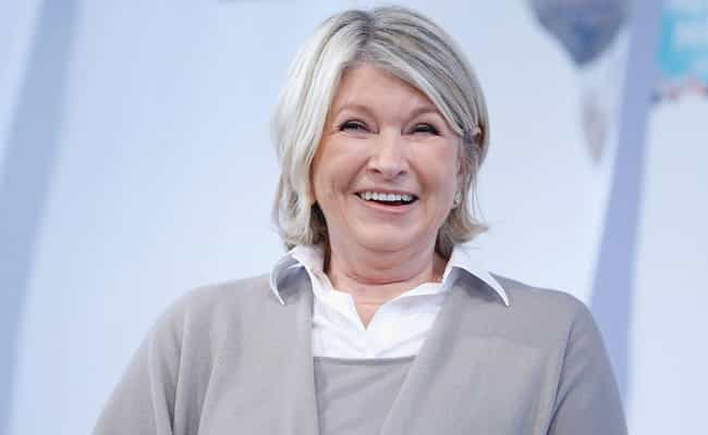 Martha Stewart is listed (or ranked) 3 on the list Celebrities With The Weirdest Twitter Accounts