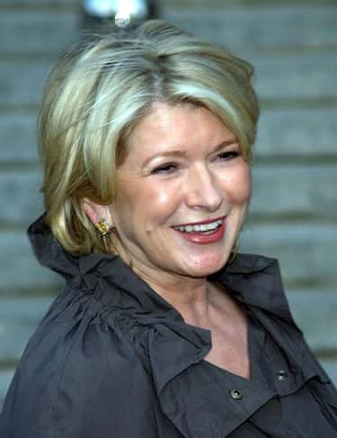 Martha Stewart Was Barred From is listed (or ranked) 1 on the list Celebrities Who Have Been Banned From Other Countries