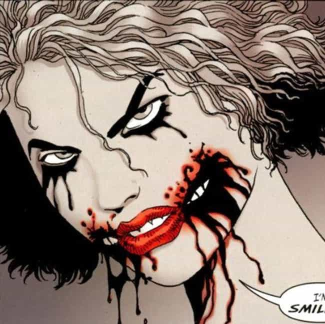 Martha Wayne is listed (or ranked) 2 on the list Ranking Every Joker in the Comics