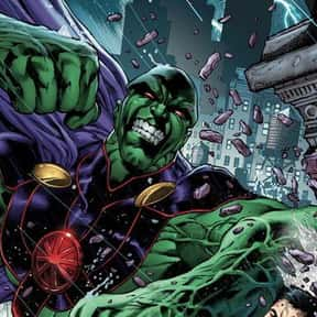 Martian Manhunter is listed (or ranked) 4 on the list The Best Superheroes With The Power Of Invisibility