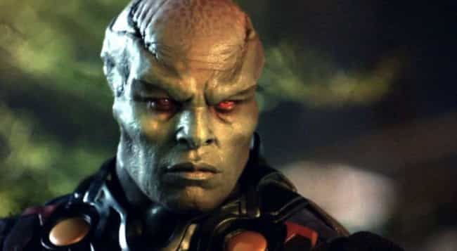 Martian Manhunter is listed (or ranked) 3 on the list Which Justice League Member Are You Based On Your Zodiac?
