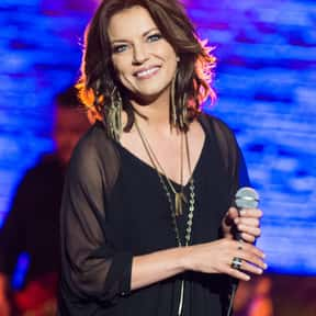 Martina McBride is listed (or ranked) 5 on the list Famous People From Kansas