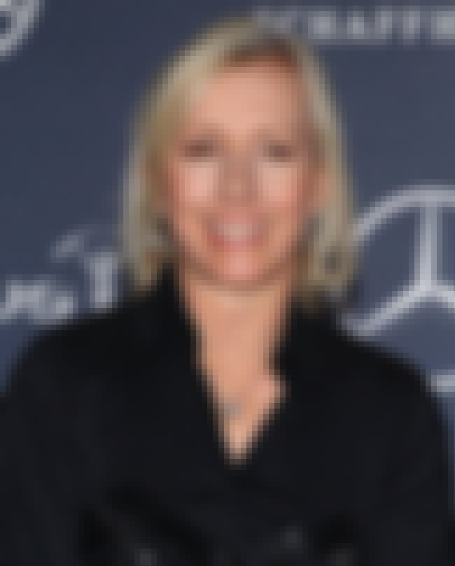 Martina Navratilova is listed (or ranked) 1 on the list The Greatest Gay Icons in Sports
