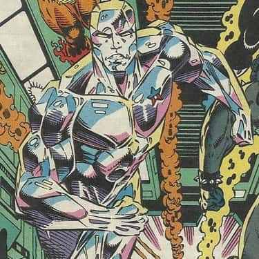 Martinex is listed (or ranked) 2 on the list Meet The Original Version Of The Guardians Of The Galaxy