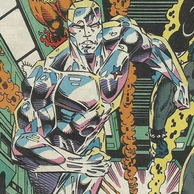 Martinex is listed (or ranked) 3 on the list Meet The Original Version Of The Guardians Of The Galaxy