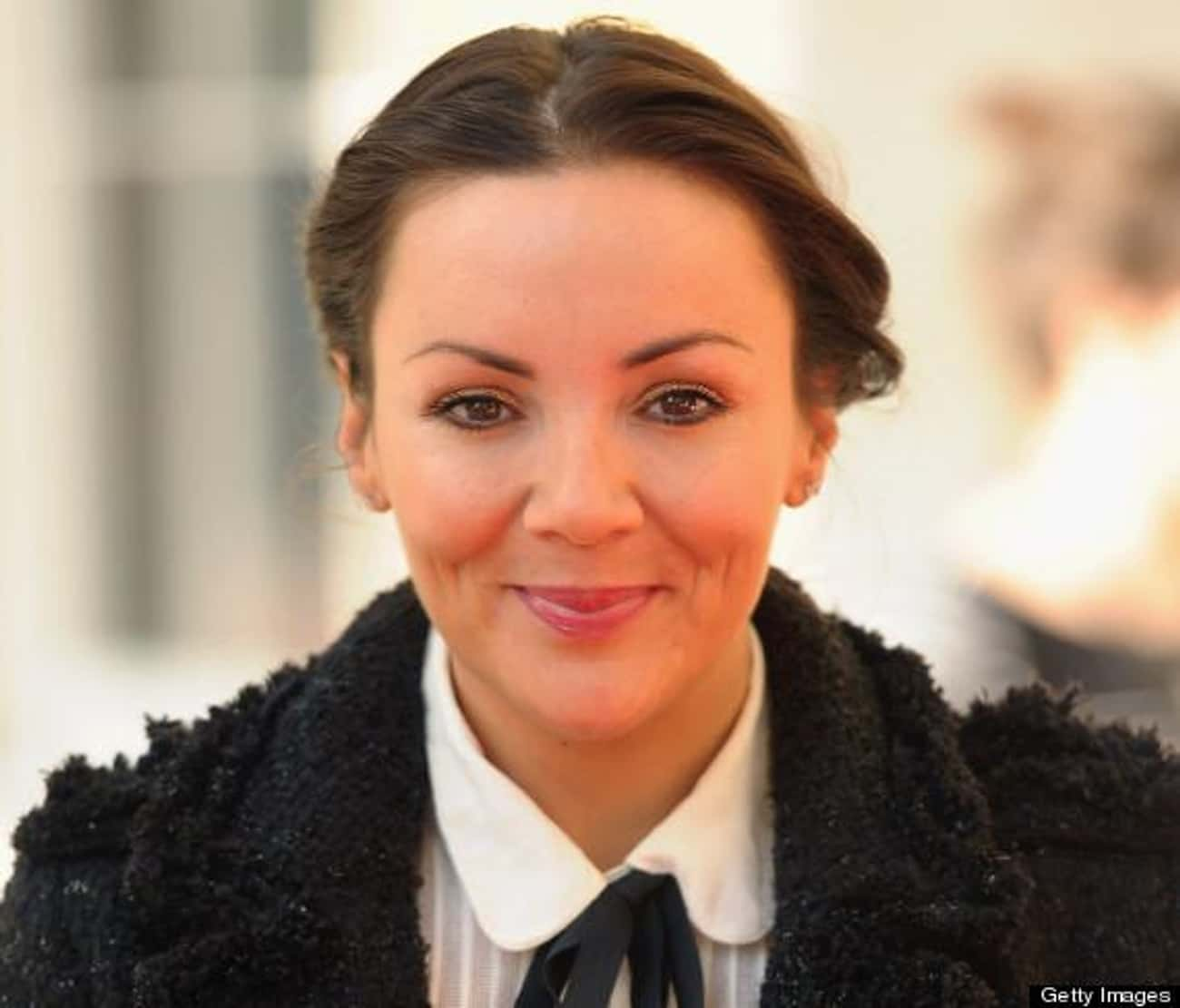 Martine McCutcheon is listed (or ranked) 3 on the list Michael Douglas' Loves & Hookups