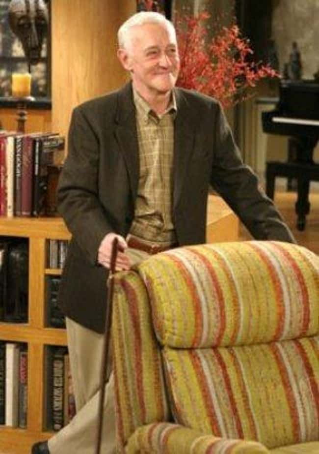Martin Crane is listed (or ranked) 10 on the list Straight Characters Played By Gay Actors